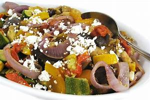 Deliciously Skinny, Roasted Ratatouille with Weight