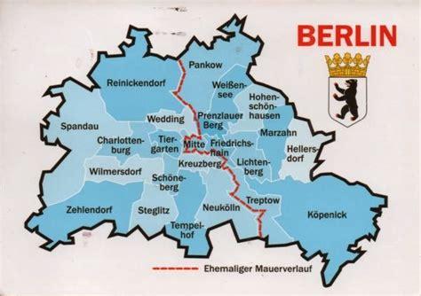 postcard  day maps  monday germany