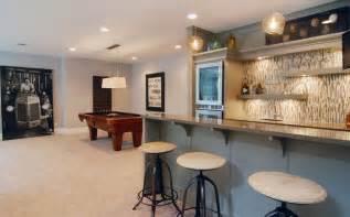 Basement Bar Backsplash by Spice Up Your Basement Bar 17 Ideas For A Beautiful Bar Space