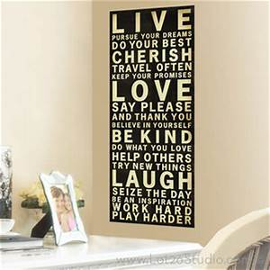 live love laugh decal banner wall decals san francisco With kitchen cabinets lowes with live love laugh sign wall art