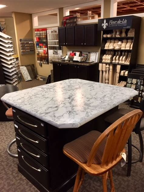 atwilsonart laminate top   marmo bianco