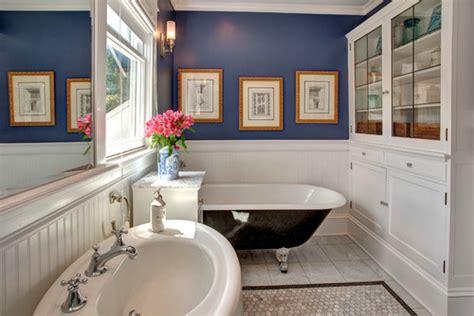remodelaholic tips  tricks  choosing bathroom paint colors