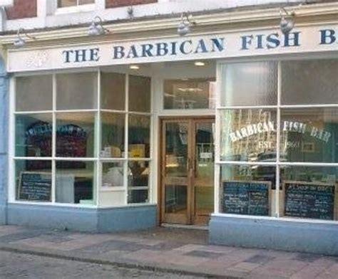 Barbican Fish Bar, Plymouth