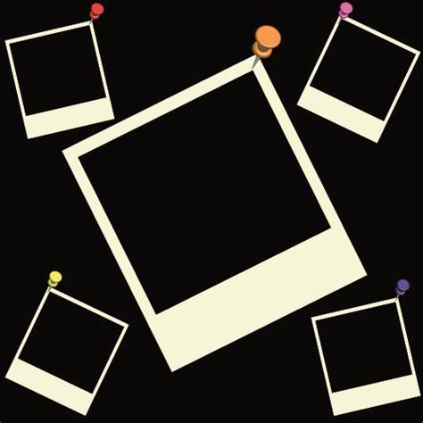 polaroid photo album   eps   vector