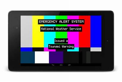 Eas Simulator Nuclear Android Emergency Alert Broadcast