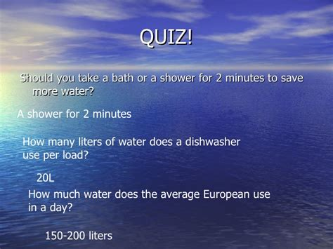 How Much Water Does A Shower Use Per Minute Water Use 2