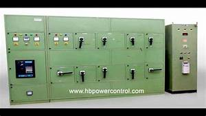 Making Of Electrical Control Panel Board