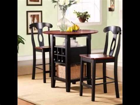 2 Person Dining Table And Chairs Youtube