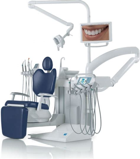 fauteuil dentaire s380trc stern weber dynamique dentaire