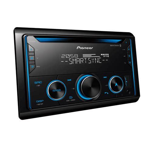Pioneer FH-S525BT Car Audio Receiver.   Amani Vehicle Sounds