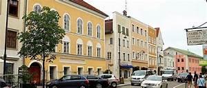 Autriche Qui Veut Occuper La Maison Natale De Hitler