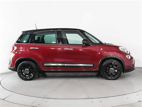 used 2017 fiat 500l trekking wagon for sale in miami fl