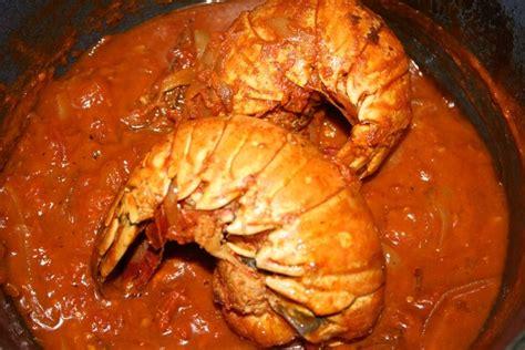 cuisiner queue de langouste recette de queue de langouste à l 39 armoricaine la recette