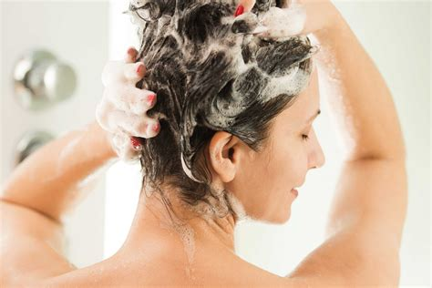 Condition Before You Shampoo Why It's Good For Hair