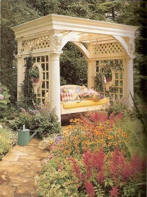 front pergola entry  entire structure