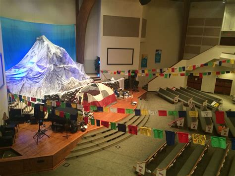 Ideas For Everest Vbs by Everest Vbs Stage Vbs We Everest Vbs And