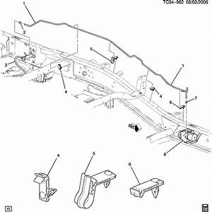 2004 Chevy Cavalier Brake Line Diagram