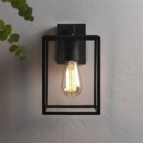astro lighting 7389 box black exterior wall light 1354003 astro lighting 7389 box black exterior wall light 1354003