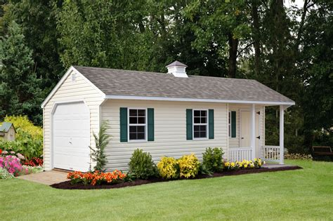 cottage style barns garages and pool houses by riehl