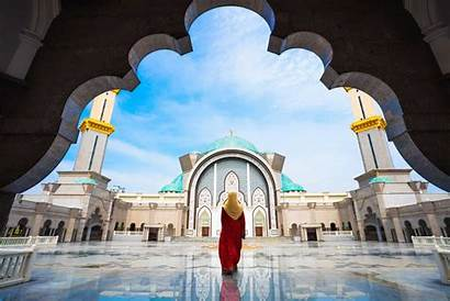 Mosque Malaysia Muslim Pray Masjid Islam Azan