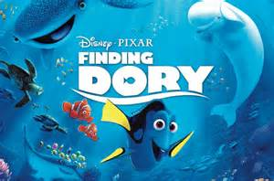 Finding Dory Blu-ray Release Date