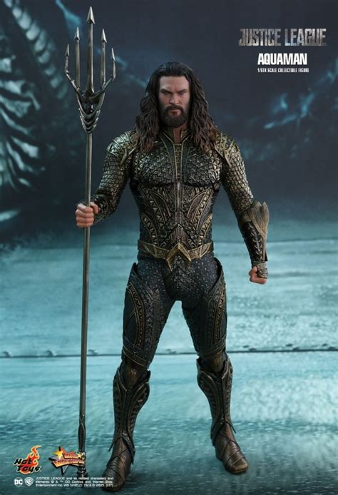 aquaman aus dem film justice league von hot toys jason