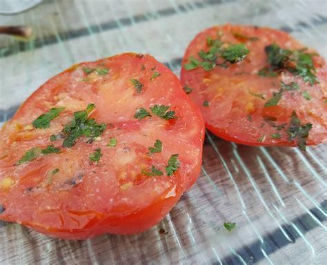 cuisine au barbecue tomates au barbecue annso cuisine cie