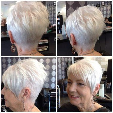 Short Hairstyles For Women Over 60 WorldHairTrends
