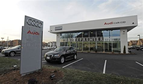 Audi On The Move Premier To Open Today  Z* Business