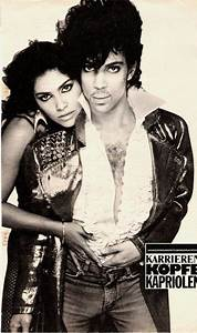 Prince and Vanity for Rolling Stone. | Famous People worth ...