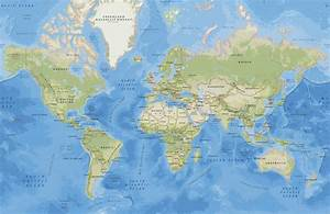 Collection Of Diagram Google World Maps With Map