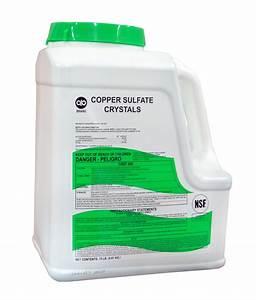 Copper Sulfate Granular  U2013 Jones Fish Hatcheries  U0026 Dist   Inc
