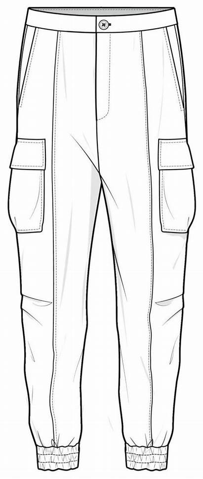Pants Drawing Jeans Formal Da Clothes Draw