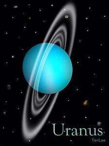 Inside Uranus Planet - Pics about space