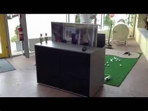 TV Schrank YouTube