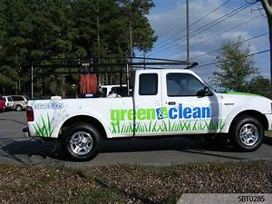 vinyl vehicle lettering truck decals signs by tomorrow With truck lettering design ideas