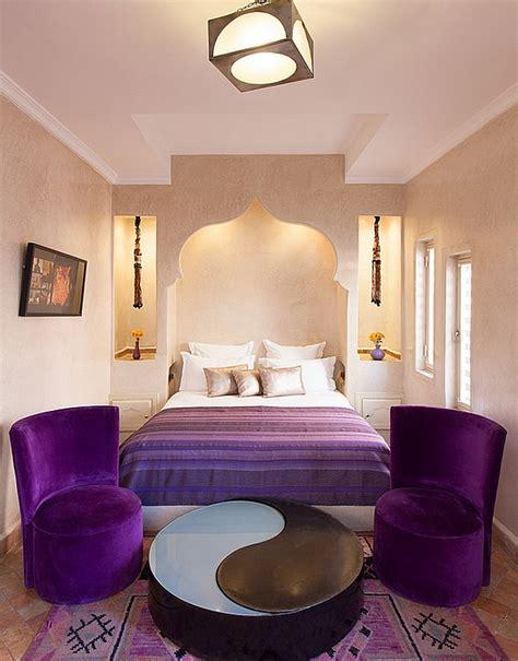 chambre marocaine 15 designs inspirants pour une chambre marocaine de rêve bricobistro