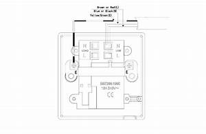 wiring diagram rcd spur With rcd programmer