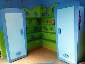 Kleiderschrank Jugendzimmer Jungen : jungs kinderzimmer ikea mammut blau in lauterhofen kinder jugendzimmer kaufen und verkaufen ~ Indierocktalk.com Haus und Dekorationen