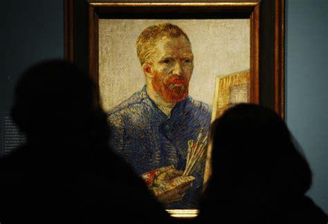 Ob Van Goghovem jubileju dokumentarec na facebooku