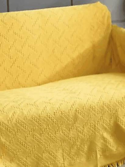 Geometrical Sofa Blankets Couch Throw Covers Furniture