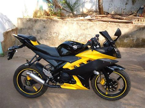 R15 Bike Modified by Yamaha R15 V1 To V2 Conversion Yamaha R15 V2 Wallpapers