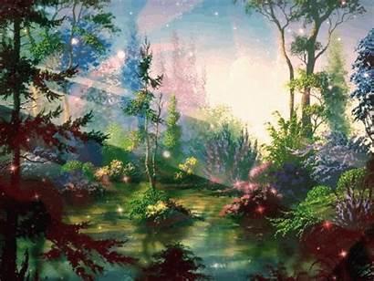 Forest Fantasy Dream Wallpapers Nature Landscape Backgrounds