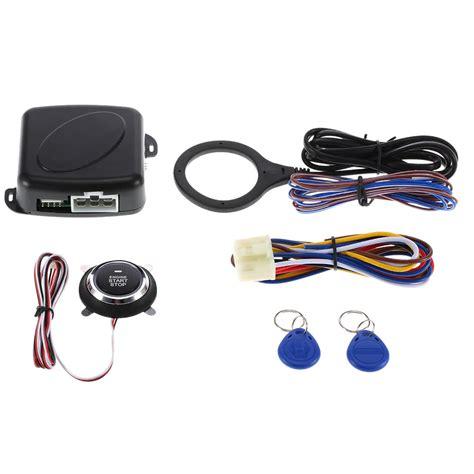 Best Car Engine Start Button Rfid Lock Ignition Switch