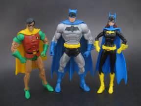 Batgirl Batman and Robin Action Figure