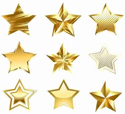 Star Transparent Clip Stars Gold Clipart Golden