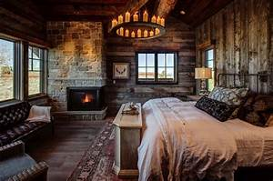 35, Gorgeous, Log, Cabin, Style, Bedrooms, To, Make, You, Drool