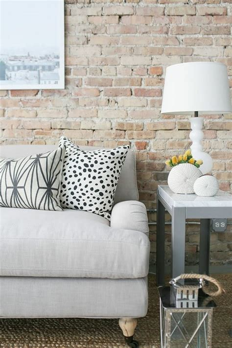 Kreativ Wohnzimmer Ideen Wandgestaltung Stein 77 Wandgestaltung Ideen Praktische Tipps Die Jeder Vor