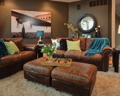 brown and teal living room decor living room terracotta teal design pictures remodel
