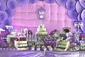 Sofia The First Party Decorations Ideas - Decor & Accents